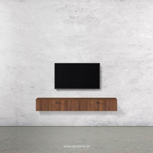 Stable TV Wall Unit in Teak Finish – TVW001 C3