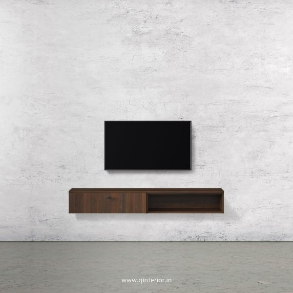 Stable TV Wall Unit in Oak Finish – TVW002 C1