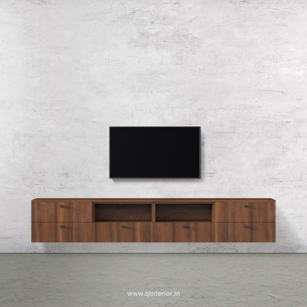 Stable TV Wall Unit in Teak Finish – TVW011 C3