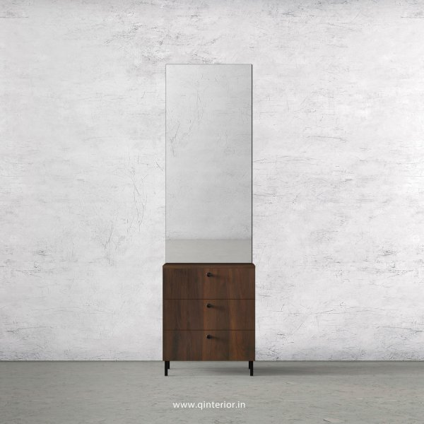 Stable Dressing Table in Walnut Finish – DRT003 C1