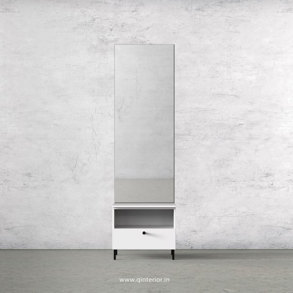 Stable Dressing Table in White Finish – DRT001 C4