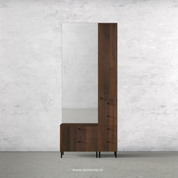Stable Dressing Table in Walnut Finish – DRT009 C1
