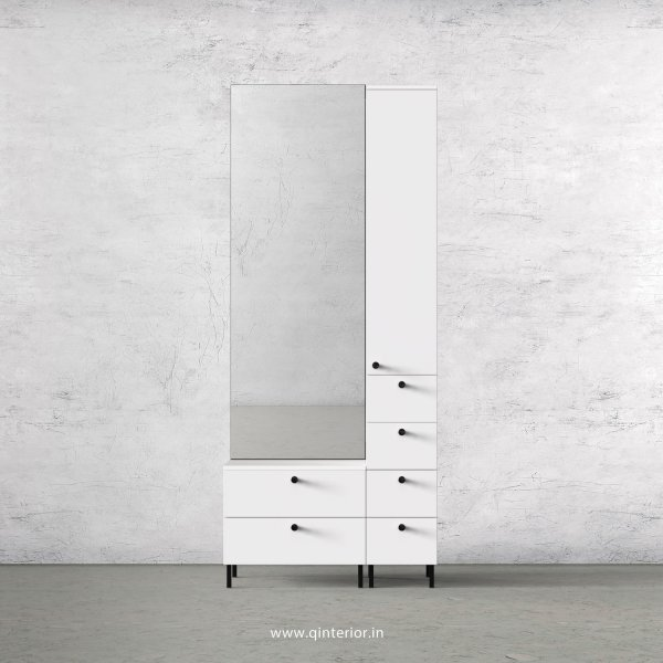 Stable Dressing Table in White Finish – DRT009 C4