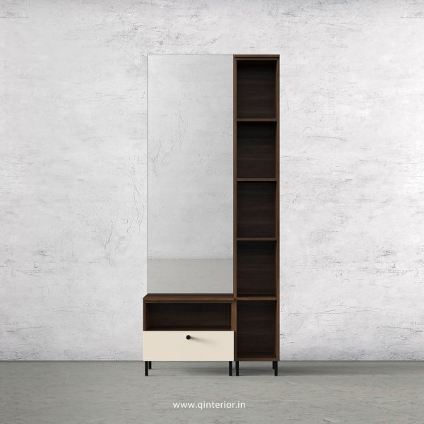 Lambent Dressing Table in Walnut and Ceramic Finish – DRT005 C7