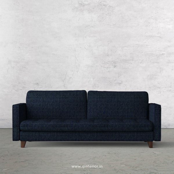 Albany 3 Seater Sofa in Jacquard Fabric - SFA005 JQ20