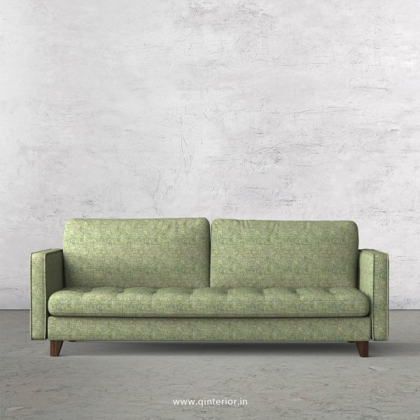 Albany 3 Seater Sofa in Jacquard Fabric - SFA005 JQ22