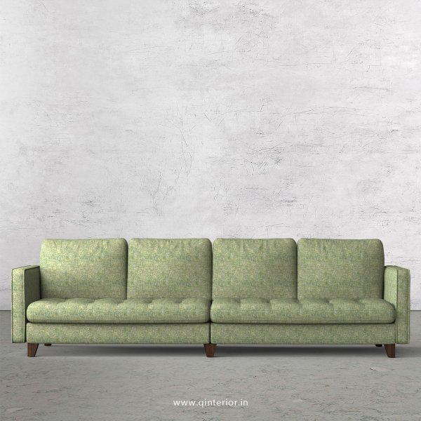 Albany 4 Seater Sofa in Jacquard Fabric - SFA005 JQ22