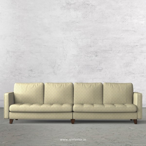 Albany 4 Seater Sofa in Jacquard Fabric - SFA005 JQ29