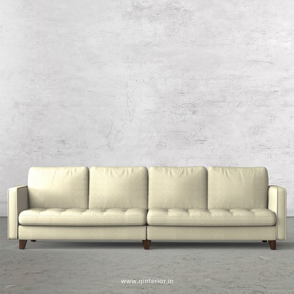Albany 4 Seater Sofa in Jacquard Fabric - SFA005 JQ35
