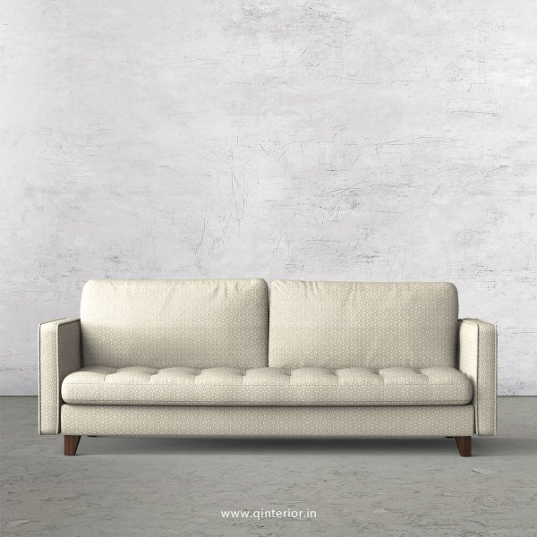 Albany 3 Seater Sofa in Jacquard Fabric - SFA005 JQ37