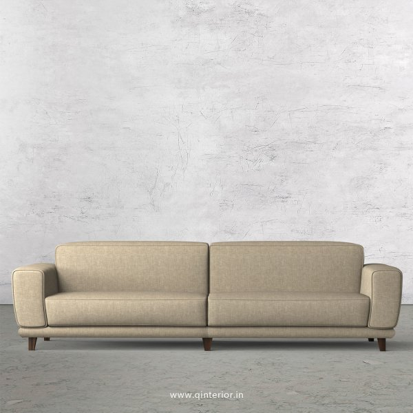 Avana 4 Seater Sofa in Cotton Fabric - SFA008 CP01