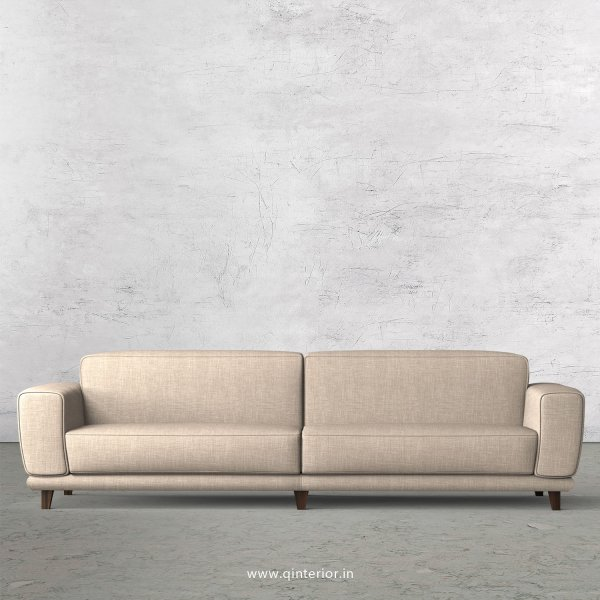 Avana 4 Seater Sofa in Cotton Fabric - SFA008 CP02