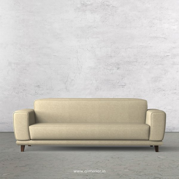 Avana 3 Seater Sofa in Cotton Fabric - SFA008 CP05