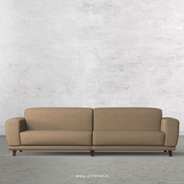 Avana 4 Seater Sofa in Cotton Fabric - SFA008 CP08
