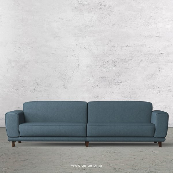 Avana 4 Seater Sofa in Cotton Fabric - SFA008 CP14