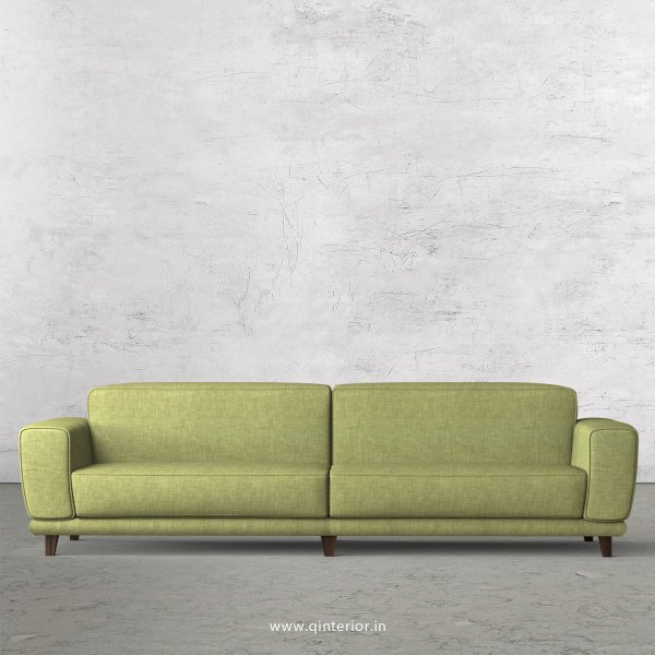 Avana 4 Seater Sofa in Cotton Fabric - SFA008 CP18