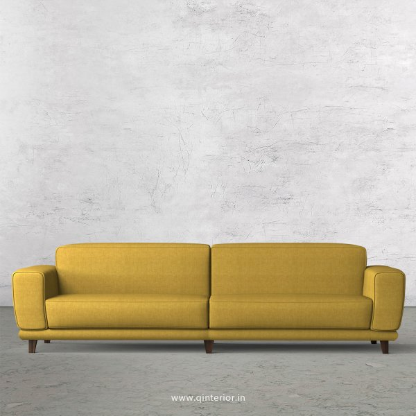 Avana 4 Seater Sofa in Cotton Fabric - SFA008 CP19
