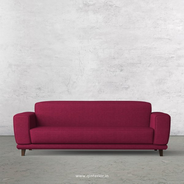 Avana 3 Seater Sofa in Cotton Fabric - SFA008 CP25