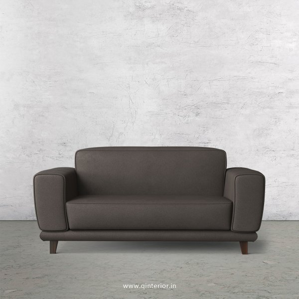 Avana 2 Seater Sofa in Fab Leather Fabric - SFA008 FL15