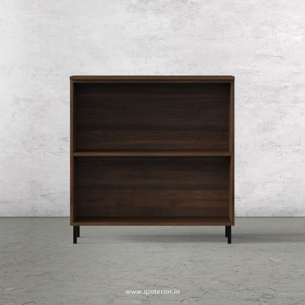 Stable Cabinet Box in Walnut Finish – QSB036 C1