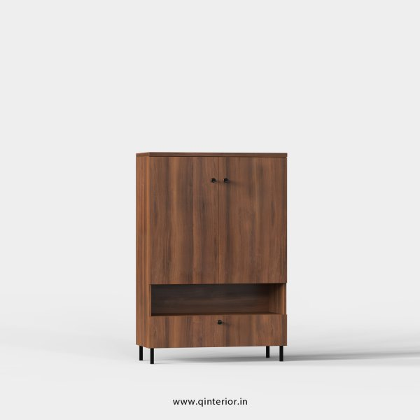Stable Office File Storage in Teak Finish - OFS013 C3