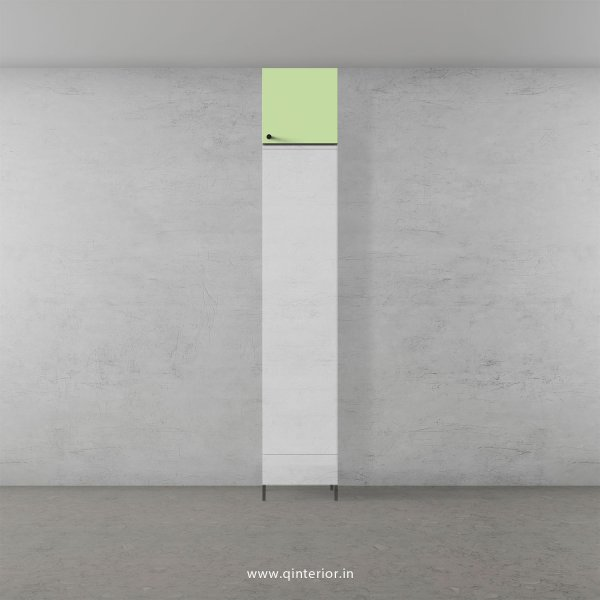 Lambent Loft Unit in White and Pairie Green Finish - LFT001 C83
