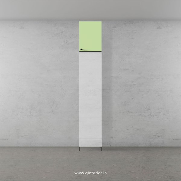 Lambent Loft Unit in White and Pairie Green Finish - LFT002 C83