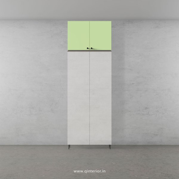 Lambent Loft Unit in White and Pairie Green Finish - LFT005 C83