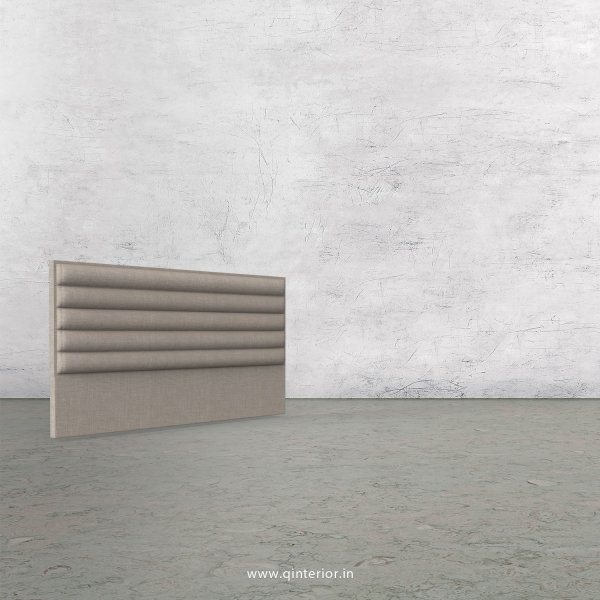 Crux Bed Headboard in Cotton Plain - BHB005 CP02