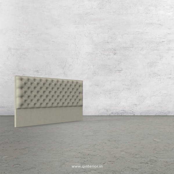 Orion Bed Headboard in Cotton Plain - BHB001 CP03