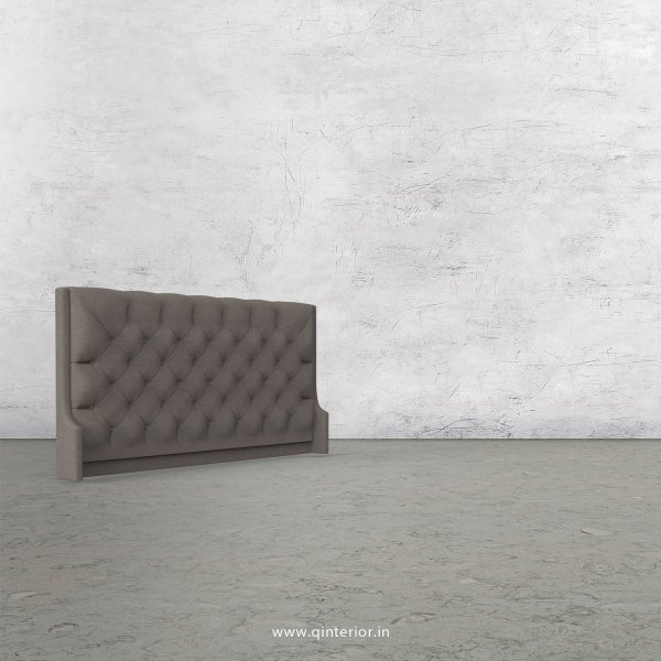 Scorpius Bed Headboard in Cotton Plain - BHB002 CP11