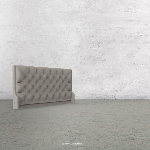 Scorpius Bed Headboard in Cotton Plain - BHB002 CP12