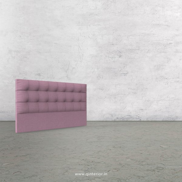 Lyra Bed Headboard in Cotton Plain - BHB003 CP27