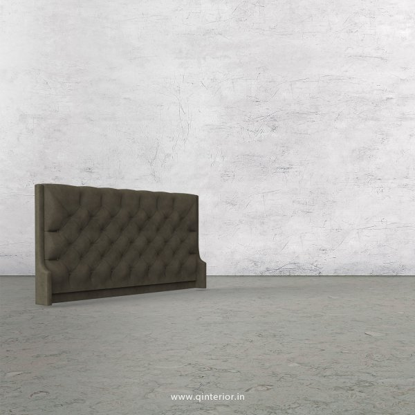 Scorpius Bed Headboard in Fab Leather Fabric - BHB002 FL03