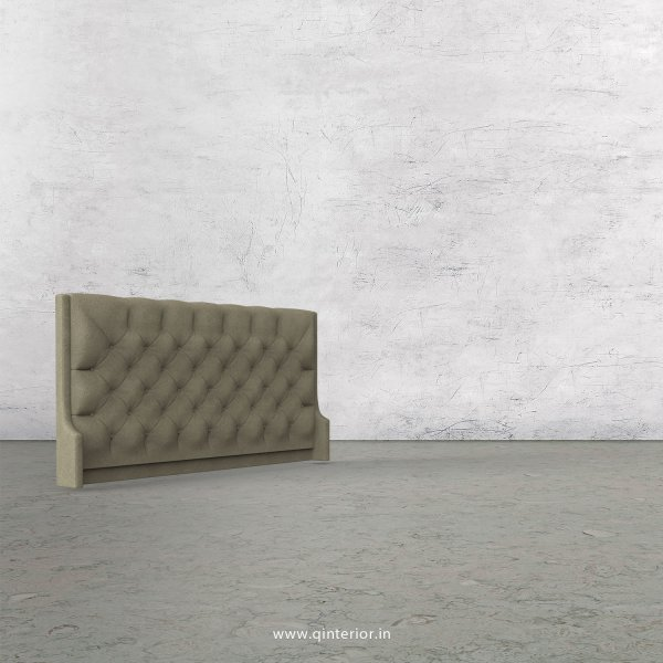 Scorpius Bed Headboard in Fab Leather Fabric - BHB002 FL10