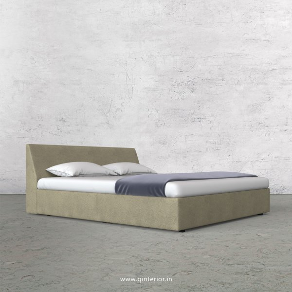 Viva Queen Sized Bed in Fab Leather Fabric - QBD009 FL10