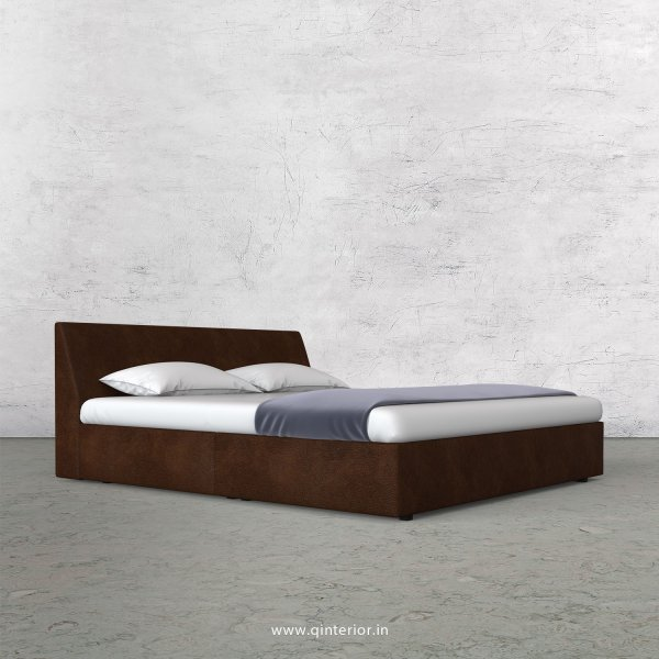 Viva Queen Sized Bed in Fab Leather Fabric - QBD009 FL09