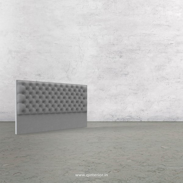 Orion Bed Headboard in Velvet Fabric - BHB001 VL06