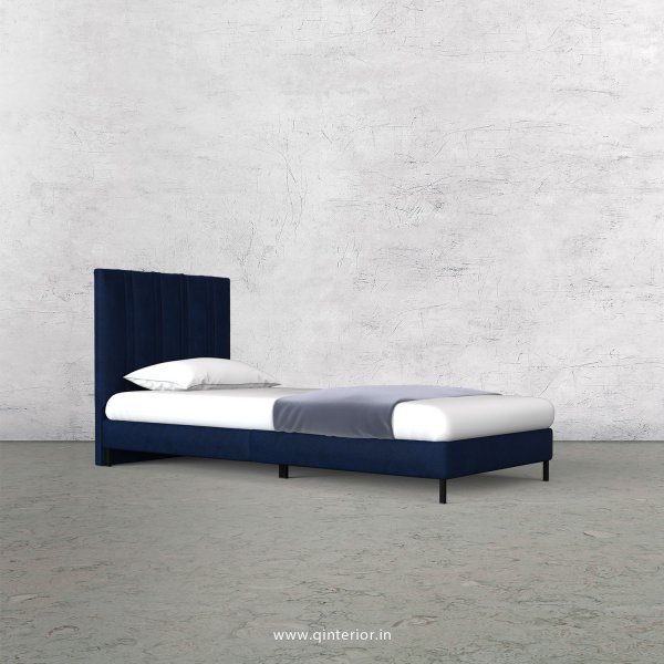 Leo Single Bed in Fab Leather – SBD003 FL13