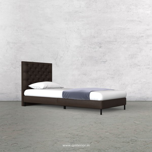 Orion Single Bed in Fab Leather – SBD003 FL16
