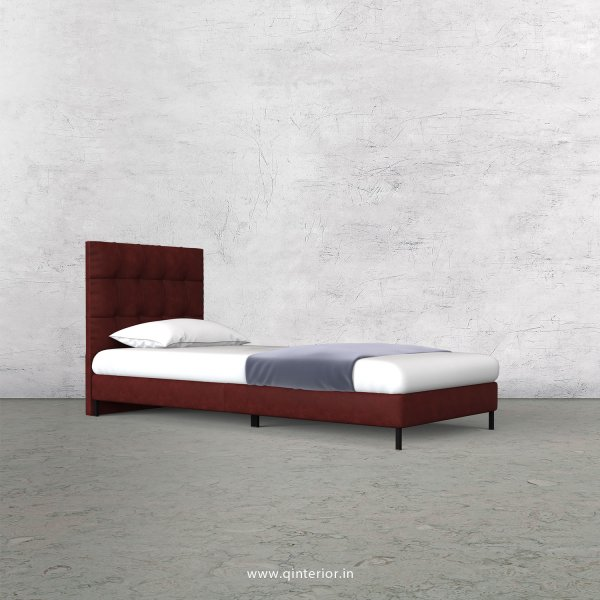 Lyra Single Bed in Fab Leather – SBD003 FL17