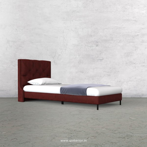 Scorpius Single Bed in Fab Leather – SBD003 FL17