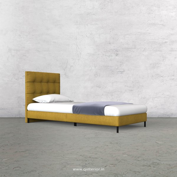 Lyra Single Bed in Fab Leather – SBD003 FL18