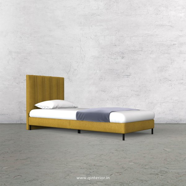 Leo Single Bed in Fab Leather – SBD003 FL18