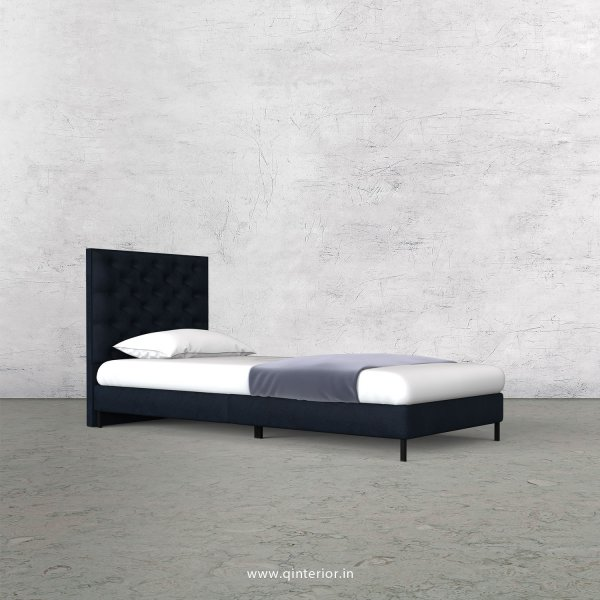 Orion Single Bed in Fab Leather – SBD003 FL05