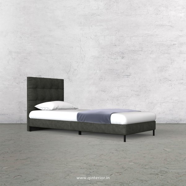 Lyra Single Bed in Fab Leather – SBD003 FL07