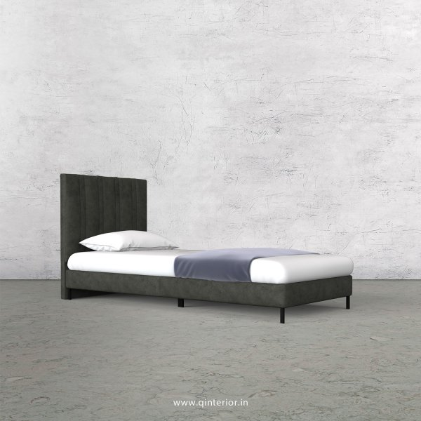 Leo Single Bed in Fab Leather – SBD003 FL07