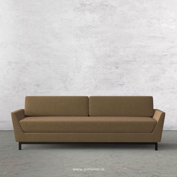 Blitz 3 Seater Sofa in Velvet Fabric - SFA002 VL09