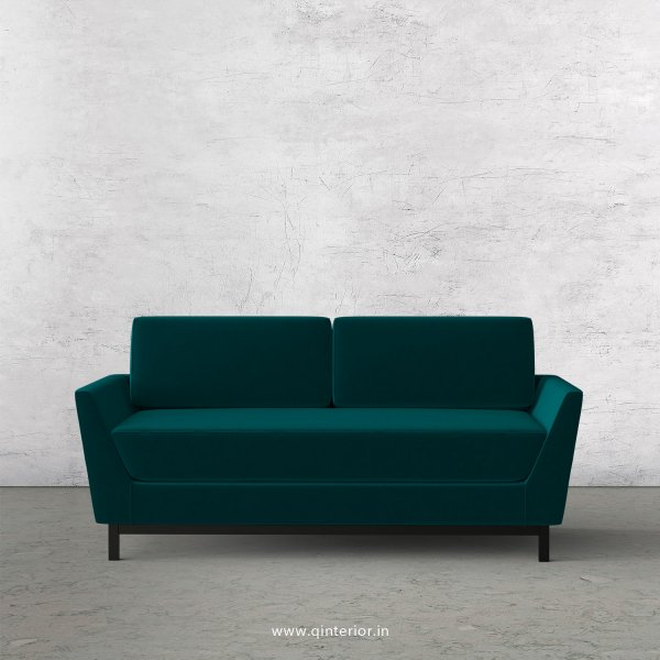 Blitz 2 Seater Sofa in Velvet Fabric - SFA002 VL13