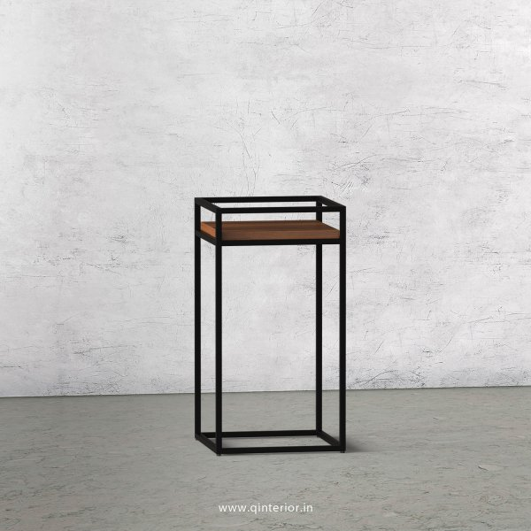 Opulent Side Table with Teak Finish - OST004 C3